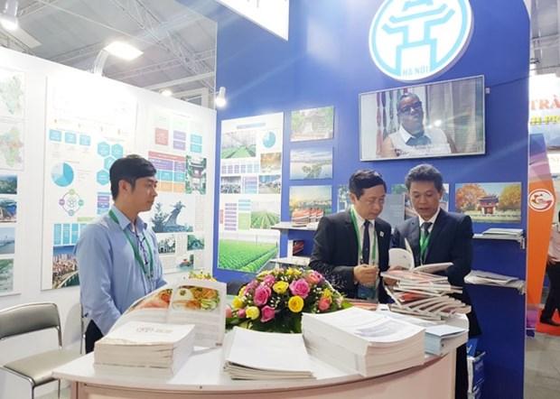 河内市在APEC会议推广旅游和吸引投资 hinh anh 1