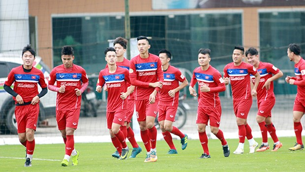FIFA最新一期国家队排名:越南跌4位 居第125 hinh anh 1