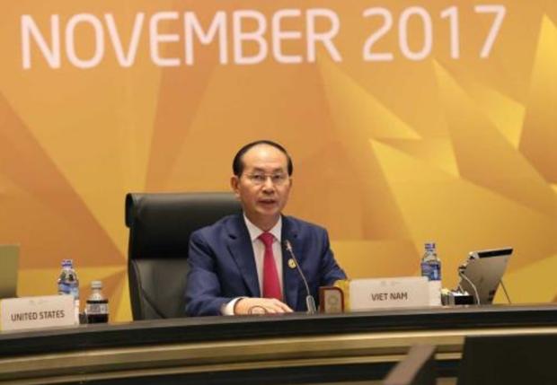 陈大光:越南在APEC合作进程中打下深深的烙印 hinh anh 1