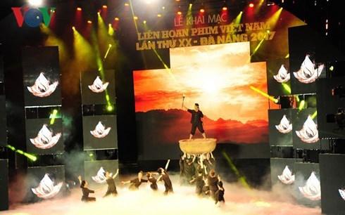 2017年第20届越南电影节有助于增强各国、各民族间的友好团结情谊 hinh anh 1