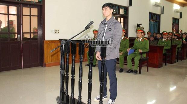 阮文化以反国家宣传罪被判7年监禁 hinh anh 1