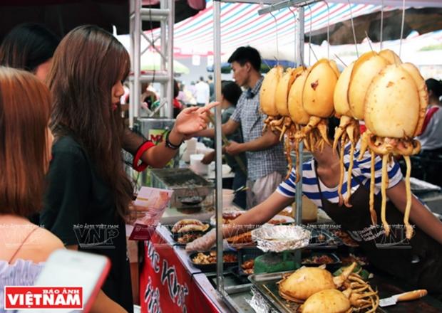 越韩文化美食节 hinh anh 2