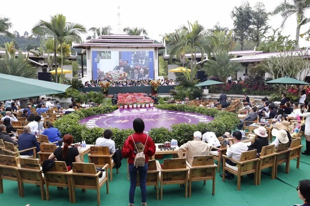 亚洲咖啡协会宣布成立 越南当选理事成员国 hinh anh 1
