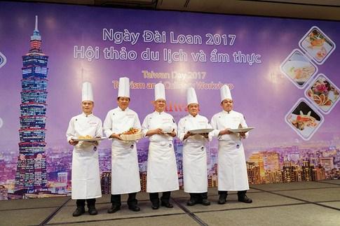 越南与中国台湾饮食交流活动在河内和胡志明市举行 hinh anh 2