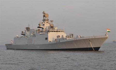 印度与柬埔寨加强防务合作合作 hinh anh 1