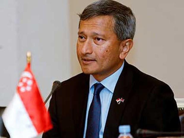 新加坡外长:优先实施东盟一体化 hinh anh 1