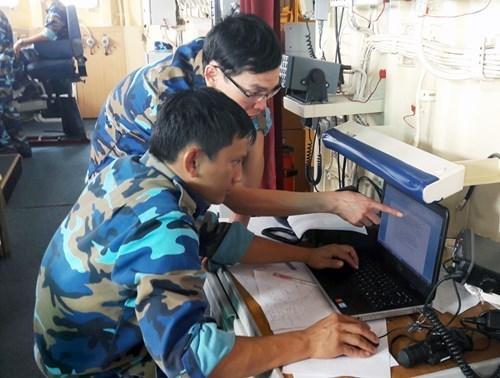 越南海军012-李太祖号舰圆满完成在泰国的外交任务 hinh anh 1