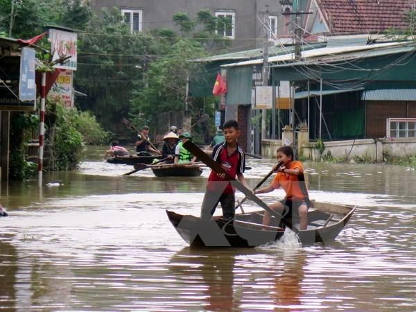 联合国向越南受灾地区提供400多万美元紧急援助 hinh anh 1