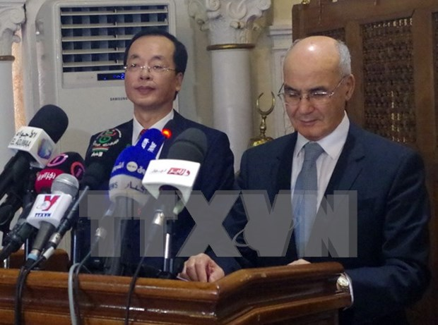 越阿政府间联合委员会第十一次会议达成多项新共识 hinh anh 2