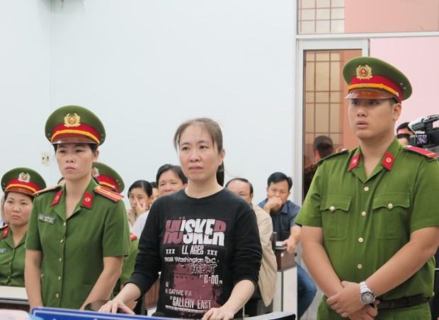 阮玉如琼反国家宣传案:维持一审原判 对其判处10年监禁 hinh anh 2