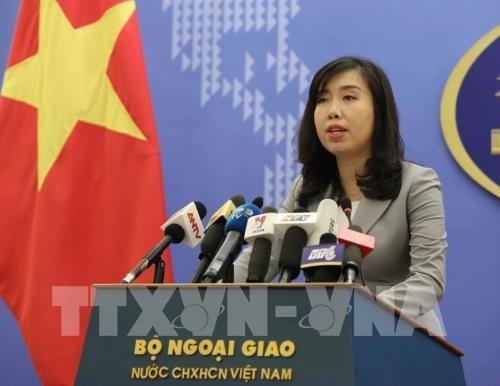 越南支持东盟与欧盟强化伙伴关系 hinh anh 1