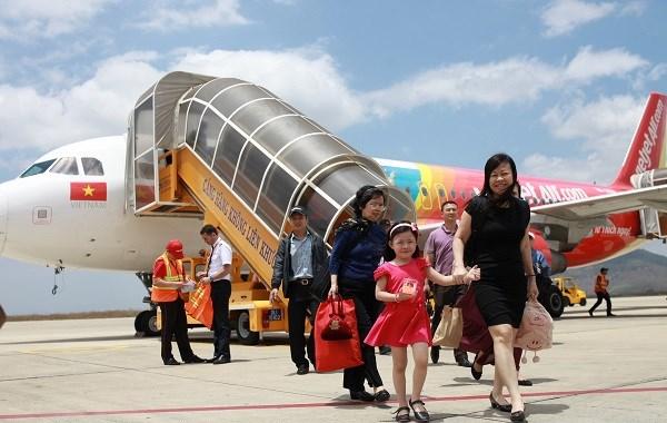 越捷航空推出1.5万张特价机票 庆祝飞往泰国各条新航线开通 hinh anh 1
