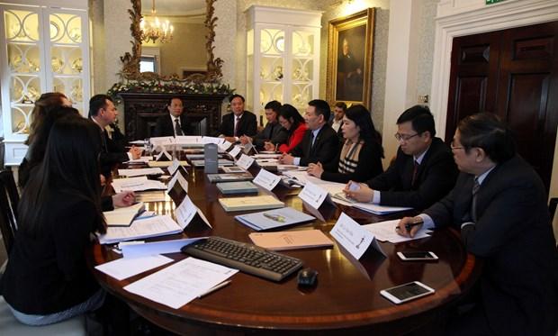越南与英国加大在审计领域的合作力度 hinh anh 1