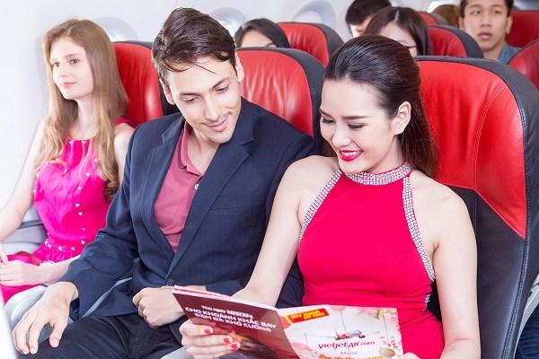 越捷航空推出1.5万张特价机票 庆祝飞往泰国各条新航线开通 hinh anh 2