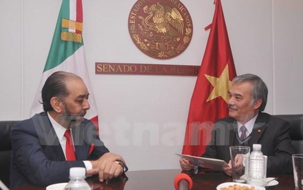 墨西哥重视与越南的关系 hinh anh 2