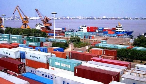 2017年前11月越南货物进出口总额增长21.1% hinh anh 1