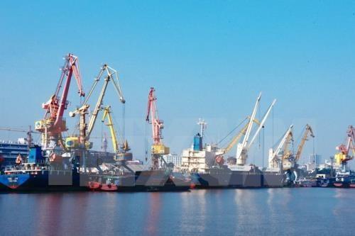 海防海港在越中五省市经济走廊合作中发挥重要枢纽作用 hinh anh 1