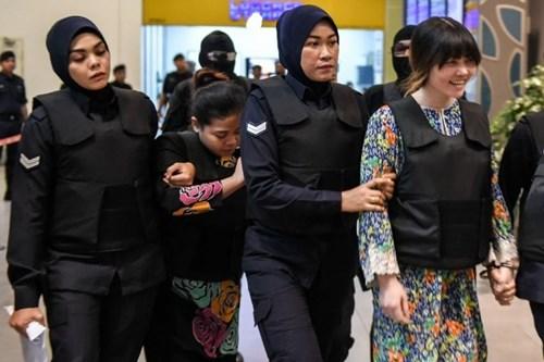 朝鲜公民被杀案:审理将继续延期到2018年1月 hinh anh 1
