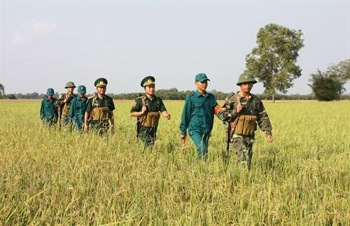 越柬建交50周年:努力建设一条和平、友好、合作、共同发展的越柬边界线 hinh anh 1