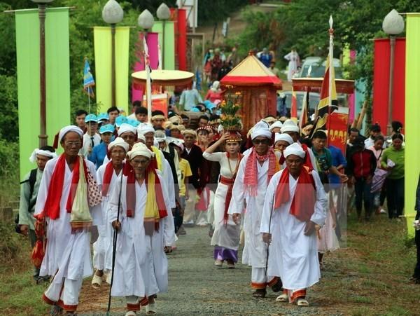 越南重视保护和发扬各民族文化多样性 hinh anh 1