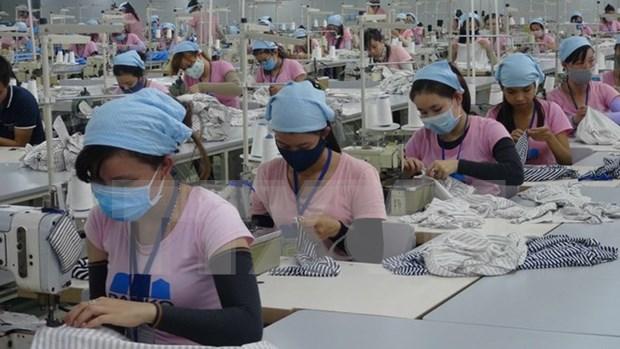 2018年越南纺织品服装出口:展望与挑战 hinh anh 2