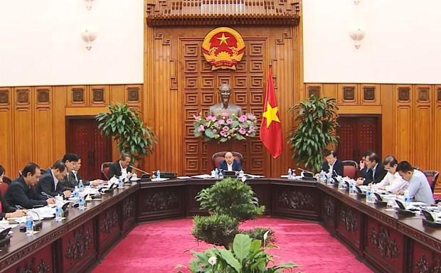 越南政府总理阮春福指导该礼BOT收费站暂时停止收费 hinh anh 1