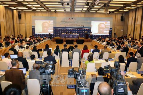 促进国际合作 面向东海和平稳定 hinh anh 1
