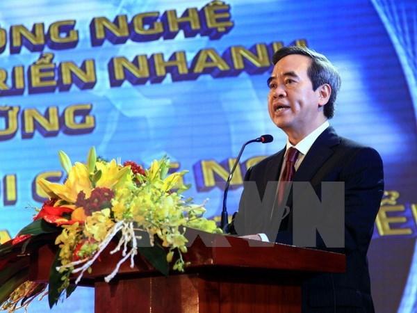 外国企业积极参与实现第四次工业革命为越南的繁荣发展做出贡献 hinh anh 1