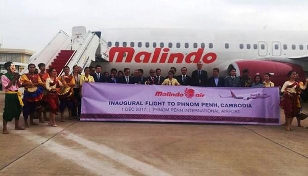 马来西亚开通吉隆坡至柬埔寨金边直达航线 hinh anh 1