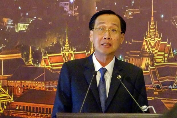 泰国国庆90周年纪念活动在胡志明市举行 hinh anh 2