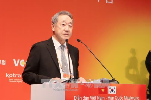 越南欢迎韩国企业对高科技领域进行投资 hinh anh 2