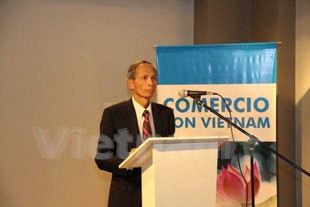 越南与阿根廷努力加强贸易合作关系 hinh anh 1