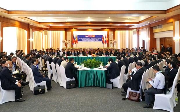 柬老越发展三角区协调委员会第11次会议即将召开 hinh anh 1