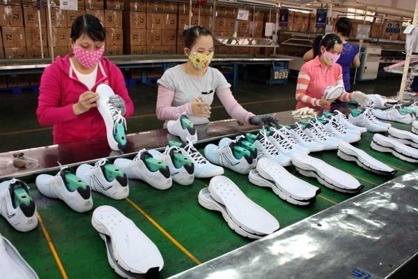 2017年越南鞋类出口可达150亿美元 hinh anh 1