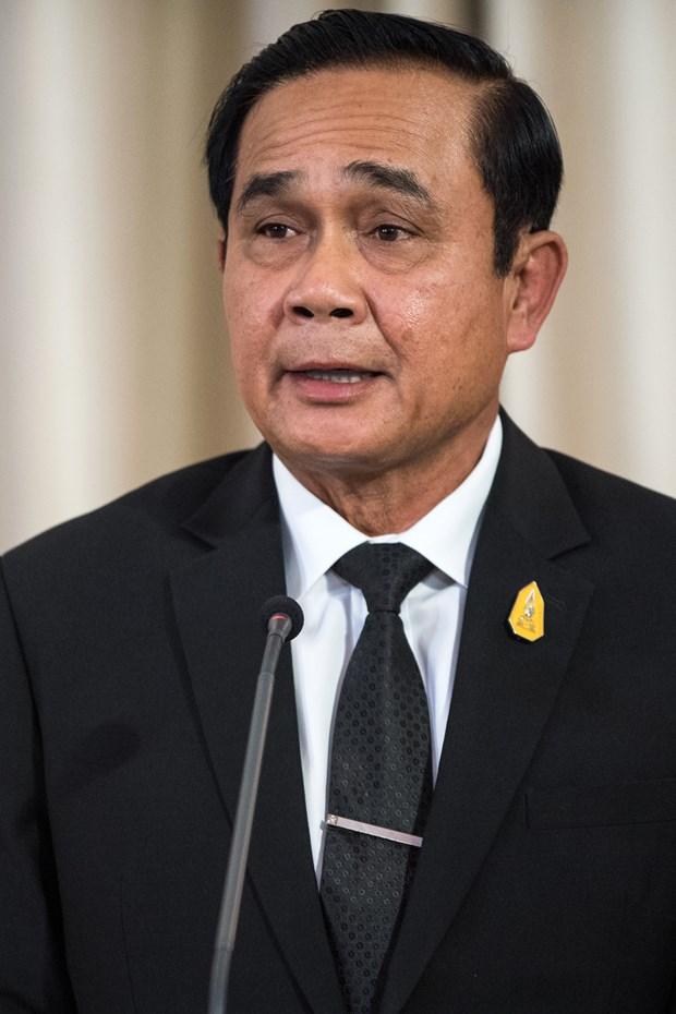 泰国总理对该国国家安全深表担忧 hinh anh 1