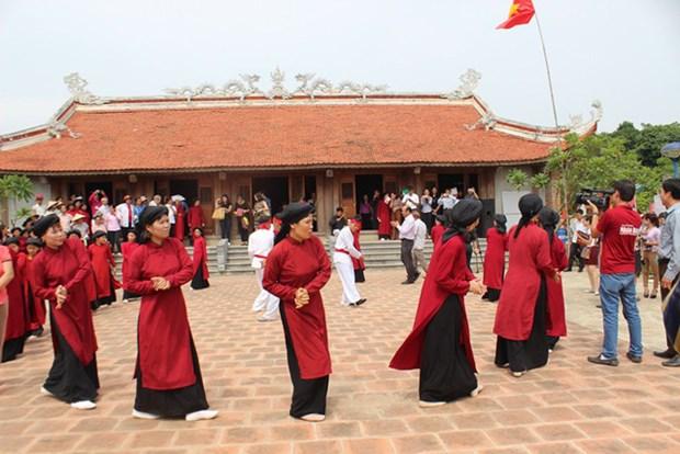 越南富寿春曲正式被列入联合国《人类非物质文化遗产代表作名录》 hinh anh 1