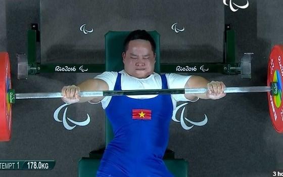 2017年世界残奥举重锦标赛落幕:越南体育代表团取得有史以来最好成绩 hinh anh 1