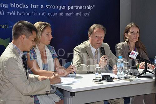 越南-欧盟面向签署和实施越欧自贸协定 hinh anh 1