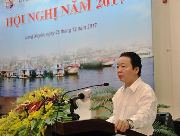 越南湄公河委员会召开全体会议 hinh anh 1