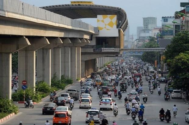 世行:越南经济保持高度增长宏观经济总体稳定 hinh anh 1
