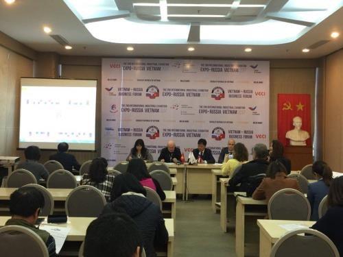 第二次越南-俄罗斯国际工业展览会即将举行 hinh anh 1