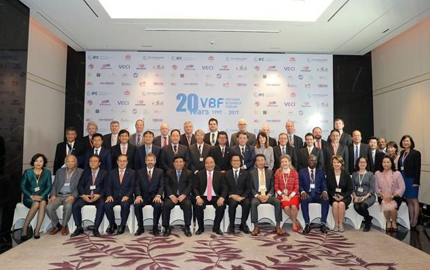 阮春福总理:新增长动力的形成须来自创新与倡议 hinh anh 2