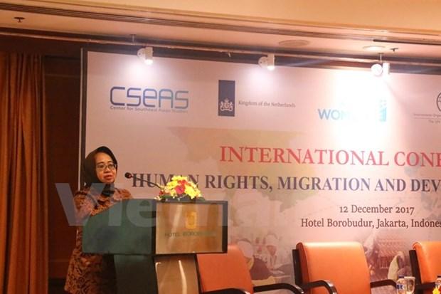 提高东盟成员国对劳务移民问题的认识 hinh anh 1