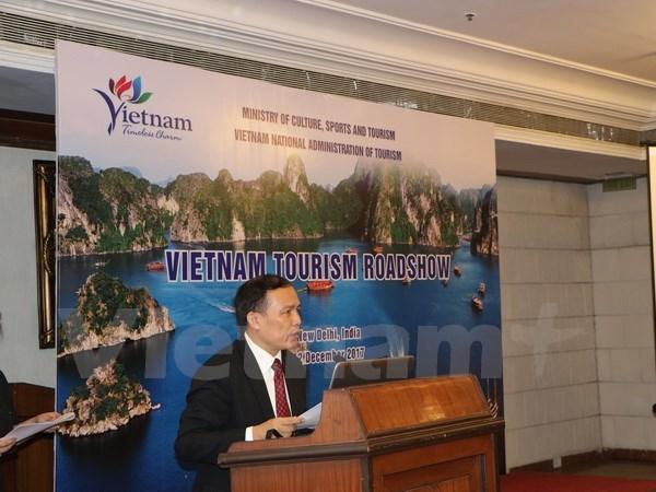越南在印度加大旅游形象推广力度 hinh anh 1