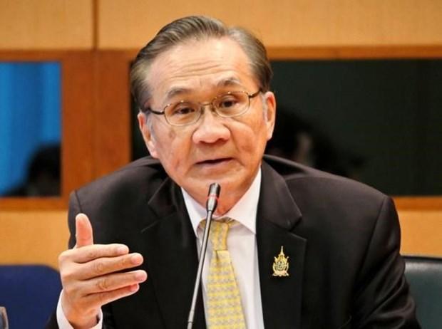泰国欢迎欧盟恢复与该国的全面政治接触 hinh anh 1