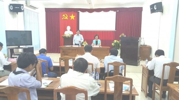 柬老越发展三角区协调委员会第11次会议即将在越南平福省举行 hinh anh 1