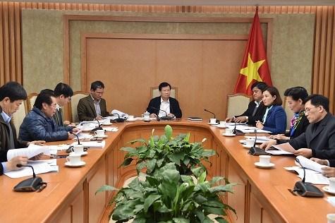 """越南国家""""零饥饿""""行动计划指导委员会第一次会议在河内召开 hinh anh 1"""