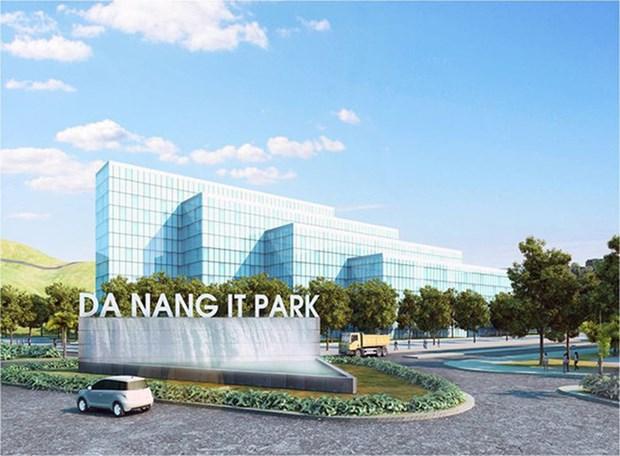 岘港软件产业园被承认为集中式信息技术产业园 hinh anh 1
