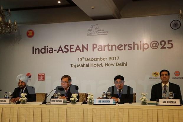 印度大力推动与东盟的关系 hinh anh 1