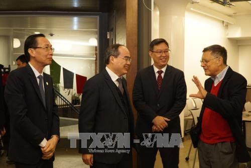 为促进越南与美国教育合作开辟新前景 hinh anh 1